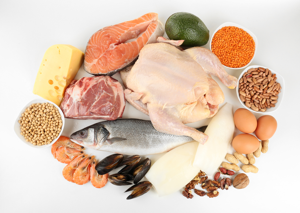 7 benefits of high protein food in your diet plan